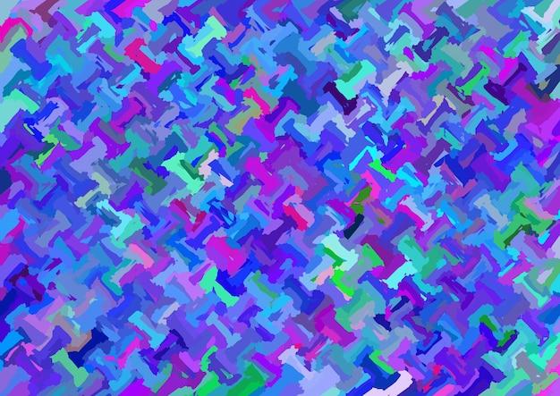 Blauer abstrakter textur-hintergrund, muster-hintergrund der gradienten-tapete