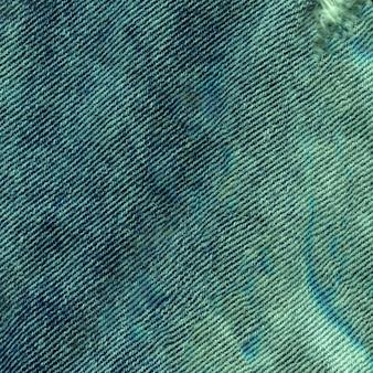 Blauer denimbaumwollstoff-beschaffenheitshintergrund