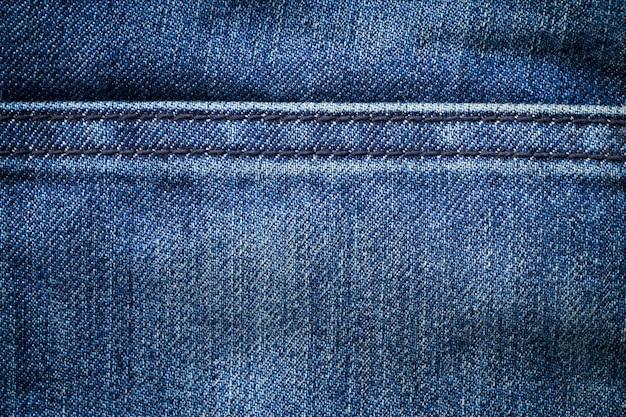 Blauer denimjeans-beschaffenheitshintergrund