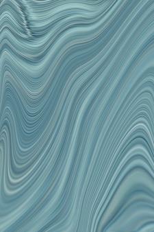 Blauer flüssiger marmorhintergrund diy fließende textur experimentelle kunst