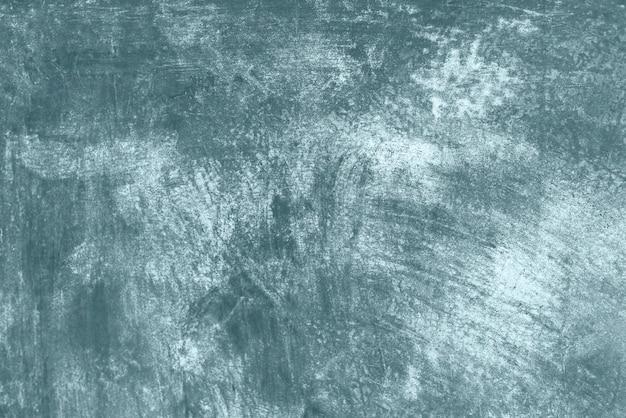 Blauer gemalter wandbeschaffenheitshintergrund