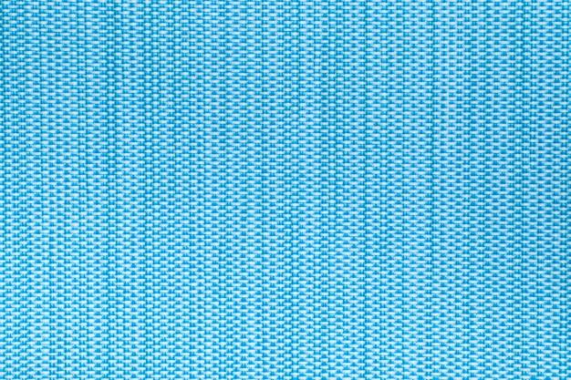 Blauer glasfasermattentexturhintergrund kann für vertikalen vorhang verwendet werden
