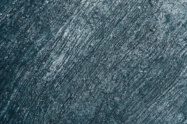 Blauer grunge-beton strukturierter hintergrund