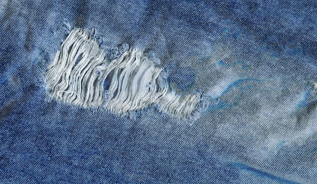 Blauer heftiger schmutzdenimjeans-beschaffenheitshintergrund
