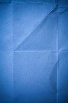 Blauer hintergrund aus recyclingpapier.