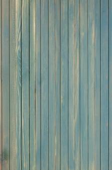 Blauer hölzerner hintergrund gemacht von designbrettern.