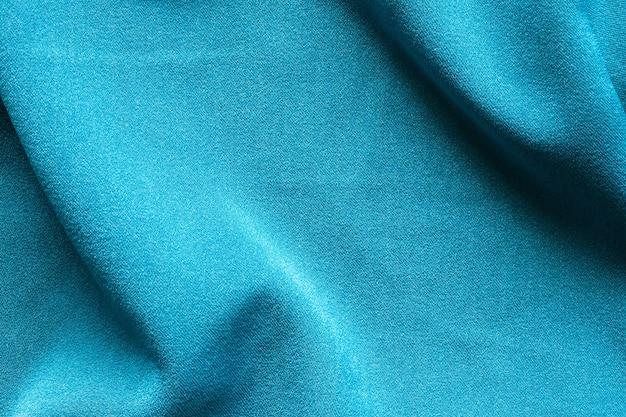 Blauer kleidungsstoffbeschaffenheitsmusterhintergrund