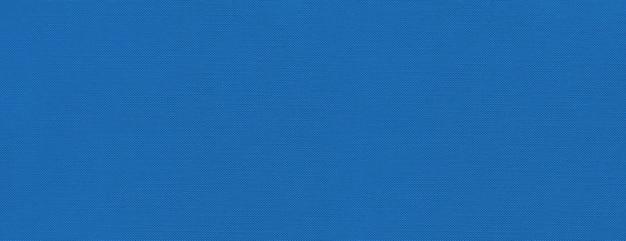 Blauer leinwandtexturhintergrund