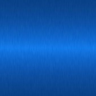 Blauer metallhintergrund