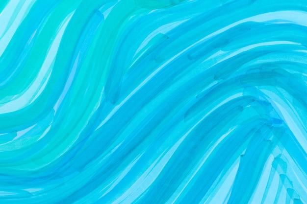 Blauer ozean-stil-grafik-textur-abstrakten hintergrund