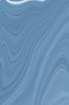 Blauer pastellmarmorwirbelhintergrund handgemachte feminine fließende textur experimentelle kunst