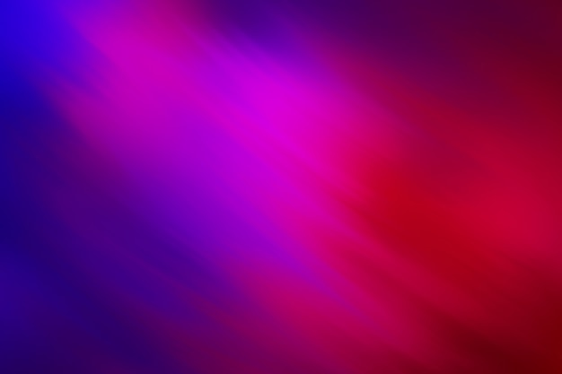 Blauer & roter steigungs-hintergrund