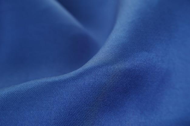 Blauer stoff