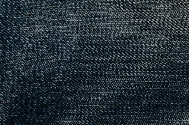 Blauer stoffteppich mit strukturiertem hintergrund