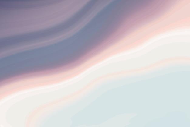 Blauer und lila flüssiger hintergrund