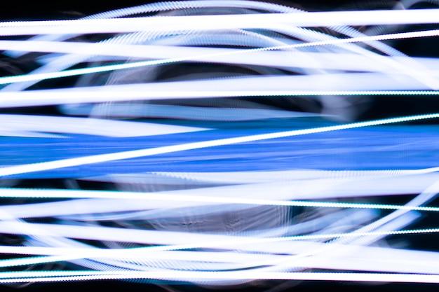 Blauer uv-lichthintergrund
