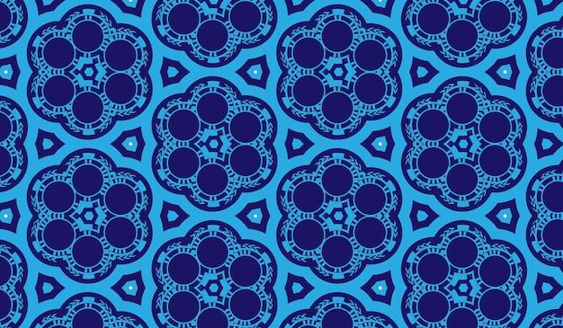 Blauer wandhintergrund abstrakter hintergrund