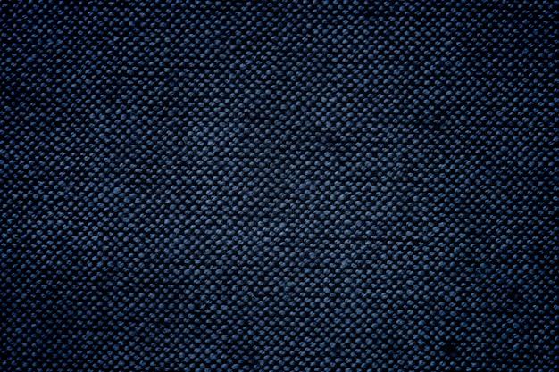 Blauer weicher teppich mit strukturiertem hintergrund