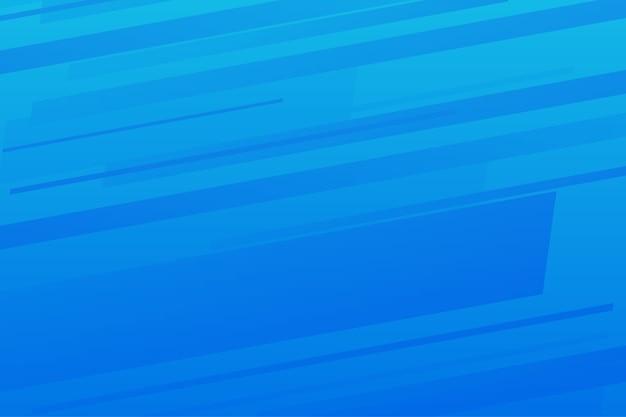 Blaues hintergrundbanner perfekt für canva