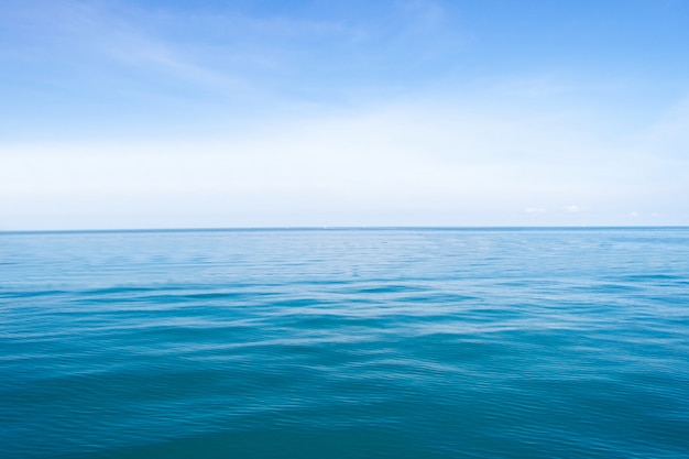 Blaues meereswellen-abstraktes hintergrundoberflächenmuster