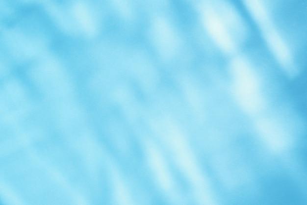 Blaues wasser textur hintergrund abstraktes muster