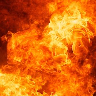 Blaze feuerflamme textur hintergrund