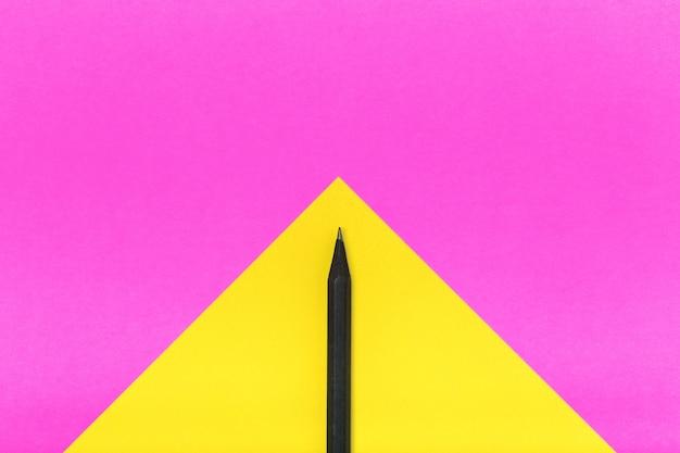Bleistift hautnah