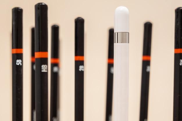 Bleistift und bleistifte