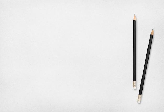 Bleistift und papier.