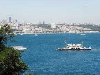 Blick aus dem bosporus