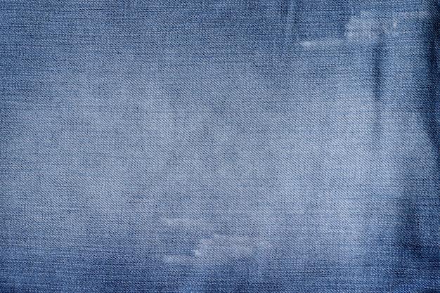 Blue jeans stoff textur. distressed denim hintergrund