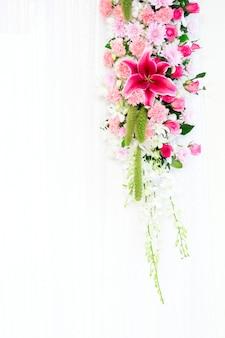 Blumen torbogen
