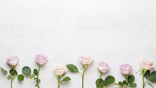 Blumen valentinstag grußkarte