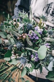 Blumengestecksträuße