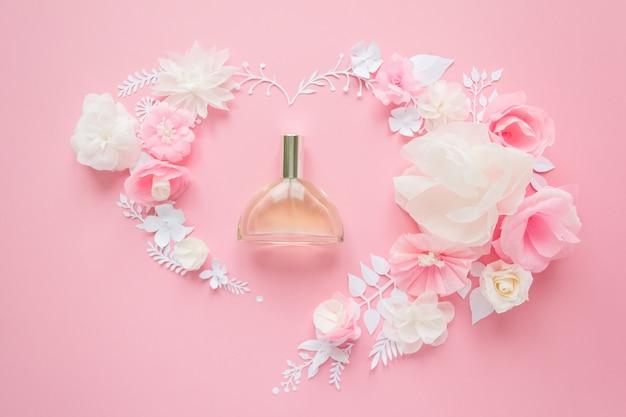 Blumenschmuck. blumen, duft, parfüm