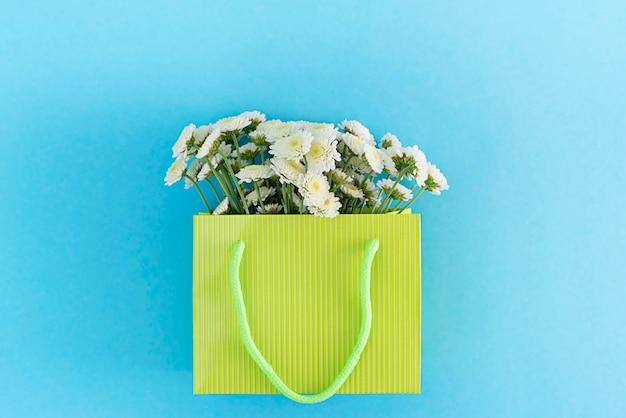 Blumenstrauß aus chrysanthemen