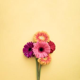 Blumenstrauß aus gerbera