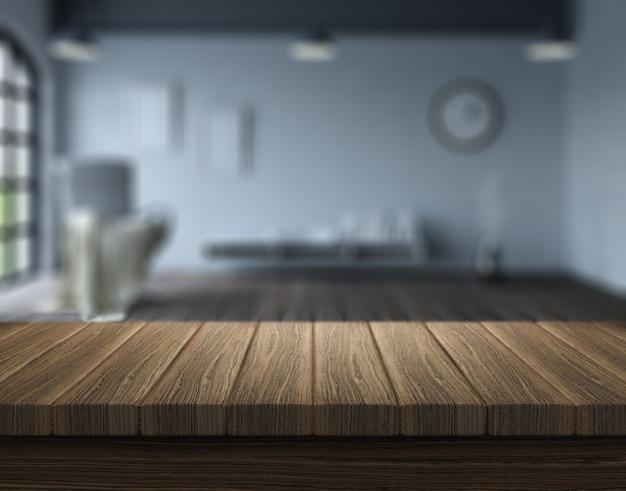 Blur wohnzimmer