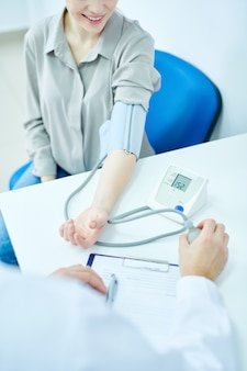 Blutdrucküberwachung