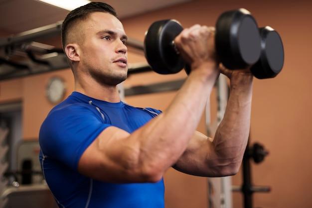Bodybuilding ist sehr wichtig