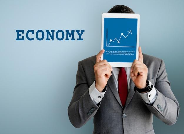 Börsenökonomie investitionsdiagramm