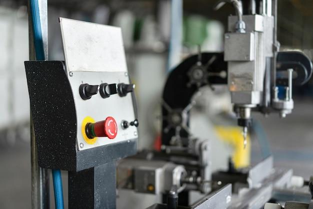 Bohrmaschine im werk