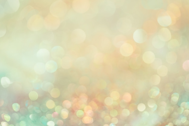 Bokeh-funkeln colorfull verwischte abstrakten hintergrund für jahrestag
