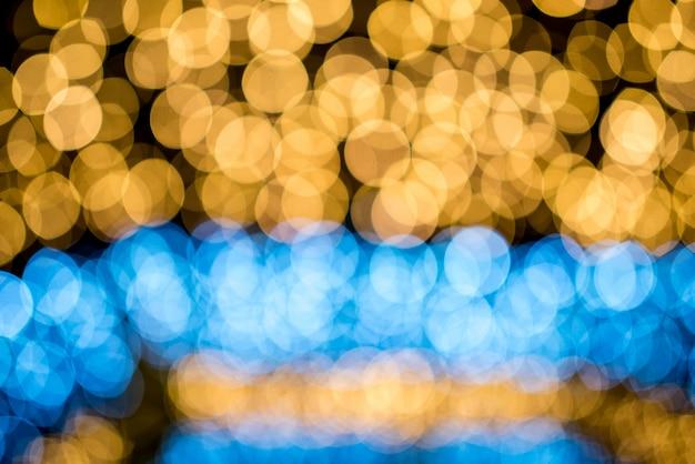 Bokeh-kreis, schöne abstrakte farben für weihnachtshintergrund - bilder