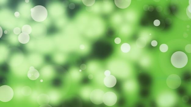 Bokeh, neues licht der abstrakten hellen partei