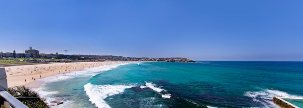 Bondi strand in australien