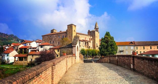 Bormida kloster und burg