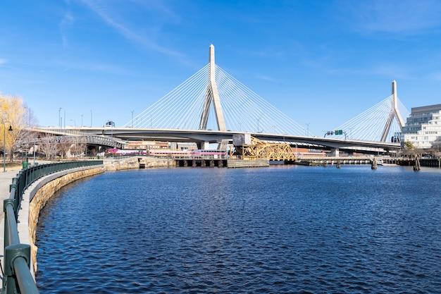 Boston zakim brücke