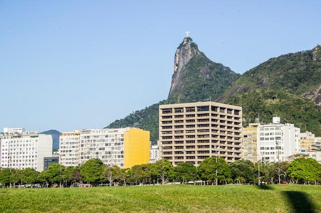 Botafogo-bucht in rio de janeiro