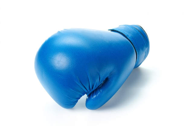 Boxhandschuhe hautnah
